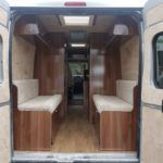 Citroen Relay – 2 Berth Rear Interior Seating