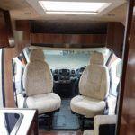 Citroen Relay – 2 Berth Driver Seat Area