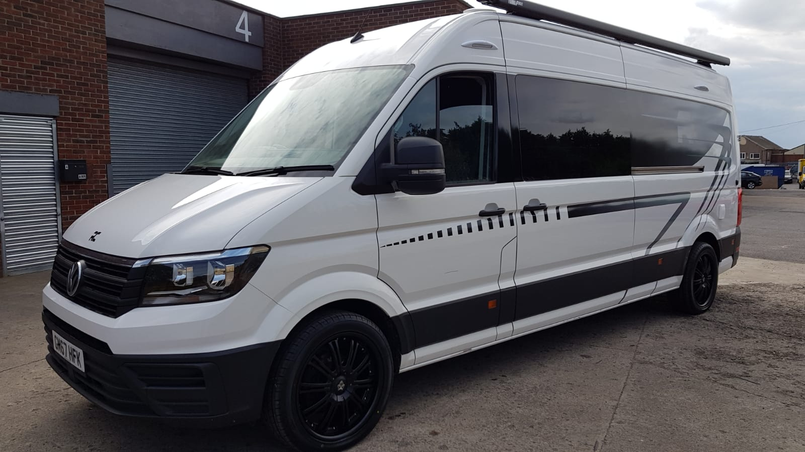 VW Crafter New Shape – Jupiter