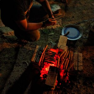 cooking-converted-campervan